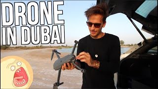WE BOUGHT A DRONE IN DUBAI