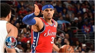 The Tobias Harris acquisition is a signal that 'The Process' is complete for the 76ers   NBA Feature