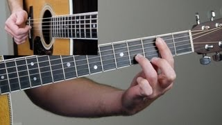 If You Could Hie To Kolob - Guitar Lesson