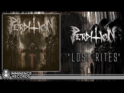 "NEW SINGLE TEASER - Perdition - ""Lost Rites"""