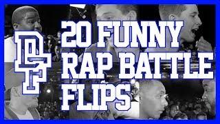 20 Funny Rap Battle Flips