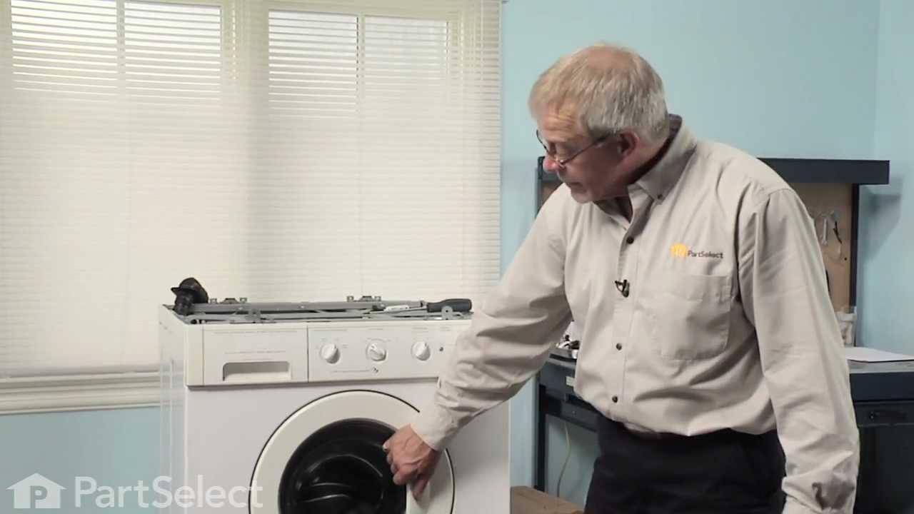 Replacing your Frigidaire Washer Door Strike