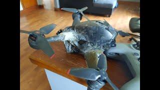 Frankenstein DJI FPV DRONE!? It looks bad..