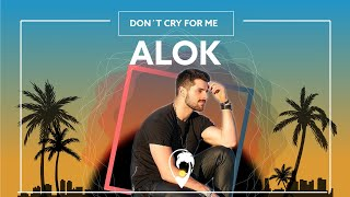 Alok, Martin Jensen & Jason Derulo - Don't Cry For Me [Lyric Video]