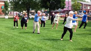 Schouler Park Tai Chi North Conway NH