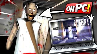 Granny Horror Game NOW ON PC!!! (FREE GRANNY HORROR GAME)