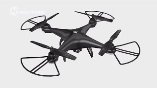 Holy Stone HS110D FPV RC Drone with 1080P HD Camera Live Video 120° Wide Angle WiFi Quadcopter