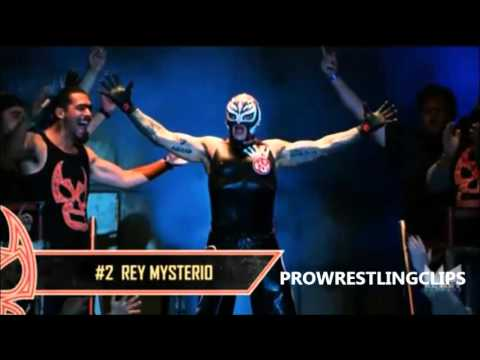 REY MYSTERIO MAKES HIS DEBUT AT LUCHA UNDERGROUND S02E09 03/23/16