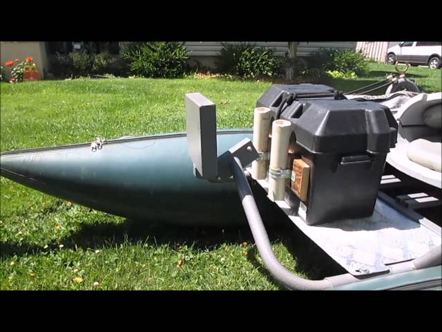 Three boat Inflatable Pontoon Review