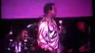 Legendary singer Johnny Thunder rocks the house with Soulman!