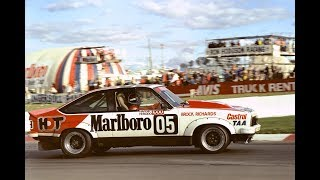 1979 Bathurst 1000, Peter Brock final lap New lap record