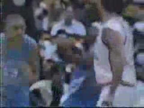 Video: 1995-1996 UNC Basketball Highlights