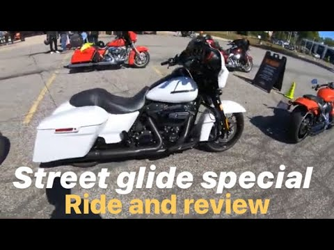 2020 Harley Davidson Street glide special ride and review