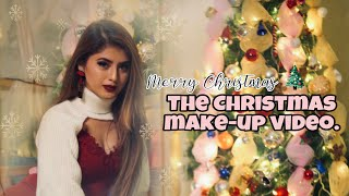 The Christmas Make-up Video | Arishfa Khan - Download this Video in MP3, M4A, WEBM, MP4, 3GP