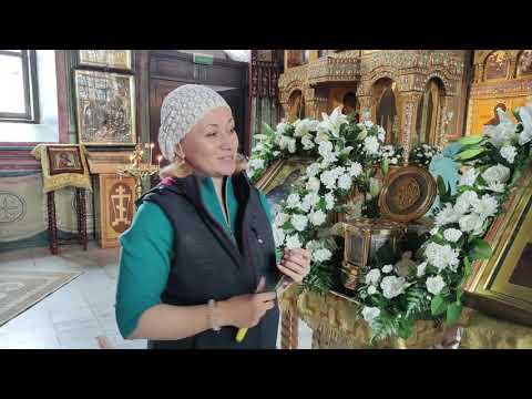 Мастер церковной флористики посетила Курган