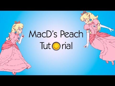 MacD's Advanced Peach Tutorial for Super Smash Bros. Melee