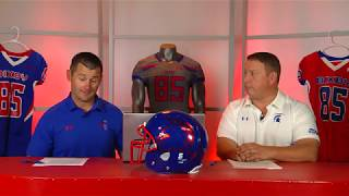 Bixby Spartans vs Shawnee 10-26-2018