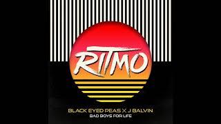 The Black Eyed Peas - RITMO (feat. J Balvin) [Bad Boys For Life] (Oficial Audio)