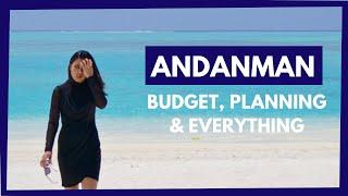 Andaman Tour Planning & Budget | Hotel, Flight, Transport Full Info | Honeymoon & Family Trip