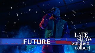 Future Performs 'Crushed Up'