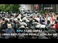 KPU: Yang Dapat Ubah Keputusan Pemilu Adalah MK