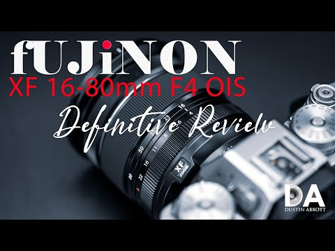 External Review Video zvR9tAKPD-k for Fujifilm FUJINON XF16-80mmF4 R OIS WR Lens