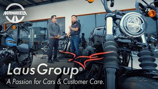 LausGroup of Companies: Motorcycle Hub and Other Services