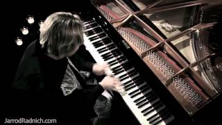 Jarrod Radnich - Virtuosic  Piano Solo - Harry Potter