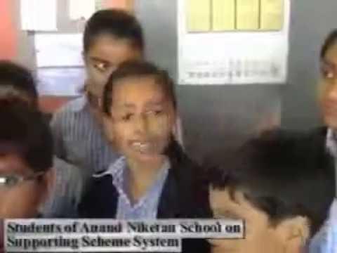 Школа Шаталова в Индии