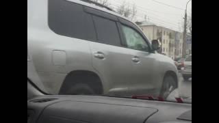 А ходовка все хуже и хуже, Алматы