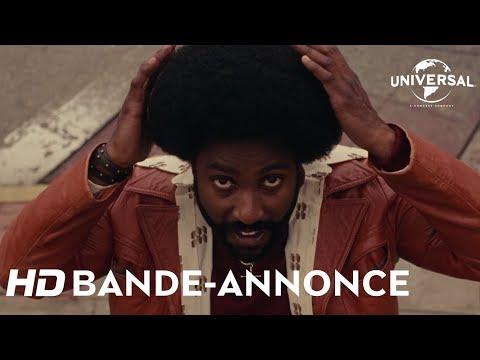 Blackkklansman / Bande-annonce officielle VF [au cinéma le 22 août]