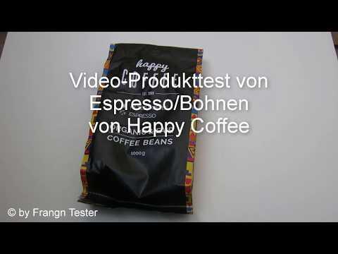 464 - 1000g/1kg Espresso - von HappyCoffee