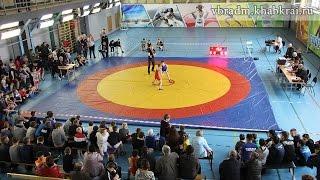 Дальневосточный турнир по греко-римской борьбе прошел в п. Чегдомын (видео)