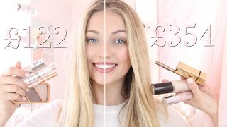 Half Drugstore & Half High End Makeup/ High End Favourites & Drugstore Dupes! | Freddy My Love