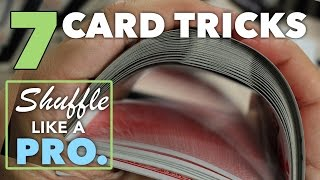 7 Easy Card Tricks to Shuffle the Cards Like a Pro