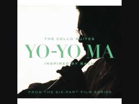 Yo Yo Ma Unaccompanied Cello Suite No 1 In G Major Bwv 1007 I Prélude