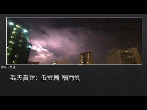 Cloud Appreciation : Low Clouds - Cumulonimbus (3 June 2020)