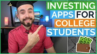 How To Start Investing For College Students - [6 Best Apps For Investing In Stocks]