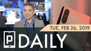 Huawei P30 Pro with only 3 cameras? Sony 5G phone &amp more
