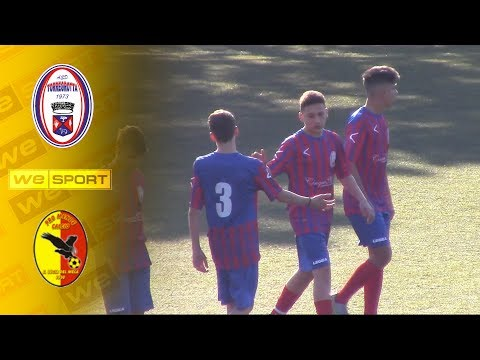 Preview video Torregrotta-Pro Mende U17