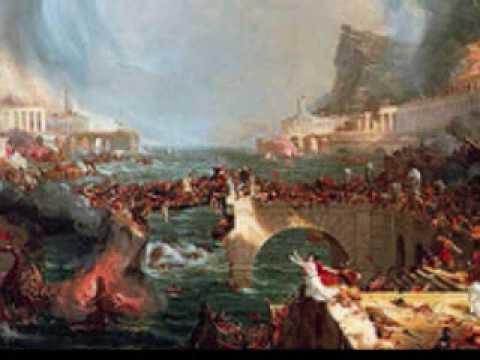 """Dan Barron - """"Fall of Rome"""""""