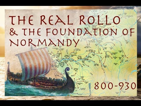 The Real Rollo & the Foundation of Normandy // Vikings Documentary