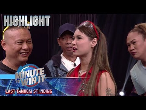 Long at Negi, i-trinanslate ang conversation nina Maria Ozawa at Andrew E. | Minute To Win It