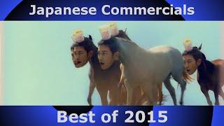 Смотреть онлайн Сборник прикольной рекламы из Японии