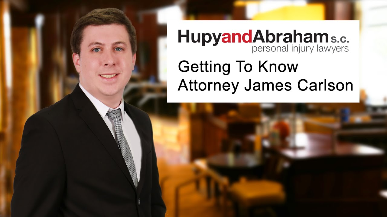Meet Hupy and Abraham, S.C. Attorney James Carlson