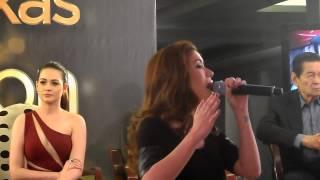 """Angeline Quinto sings """"Sana Bukas Pa Ang Kahapon"""" theme song"""