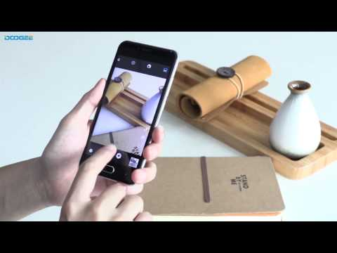 DOOGEE Shoot 2 Introduction to Dual Camera