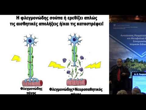Α.Ε. Γεωργιάδης - Χρόνιος πόνος, Ερμηνεία και Διαχείριση