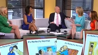 First Genitals, Then Threesomes, Warns Fox's Dr. Evil