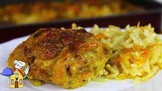 Когда я ЭТО готовлю,сбегается Вся Семья! Вкусный УЖИН из курицы на Каждый день!